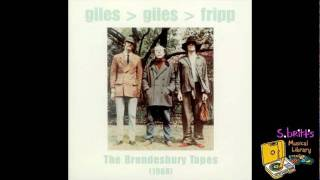 "Giles, Giles & Fripp ""I Talk To The WInd (2)"""