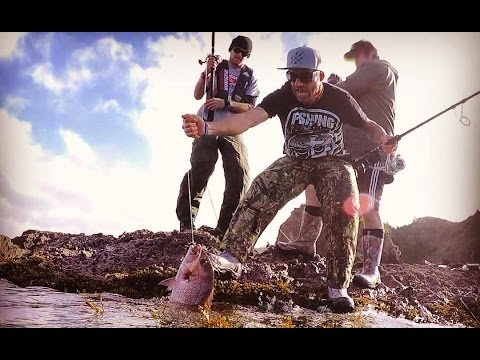 Fishing & Adventure Season 3 Ep 10 - FAR NORTH Part 1 - Landbased & Boat