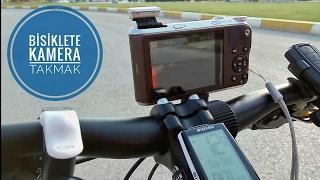 Bisiklete Kamera Nasıl Takılır? Biologic  Telefon Tutucu