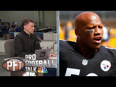 Ryan Shazier on the road to recovery after spinal injury | Pro ...