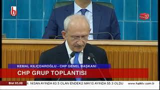CHP Grup toplantısı 21 Mayıs / Erdoğan'a çarpıcı sözler: Rüyanda bile göremediğin...