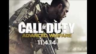 Call of Duty:Advanced Warfare Gameplay Launch Trailer Music