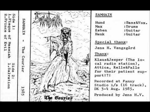 Samhain - The Courier - Demo 1985