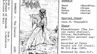 Samhain - The Courier - Demo 1985