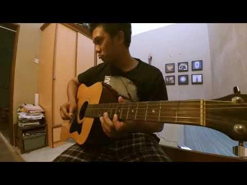 syafiq farhain - sayang maafkan aku acoustic cover