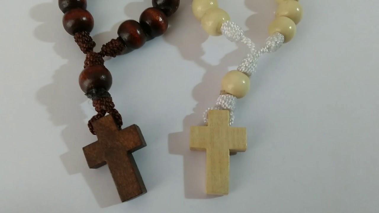 aa552f886 Denarios de madera para bautizo comunión y misa - YouTube