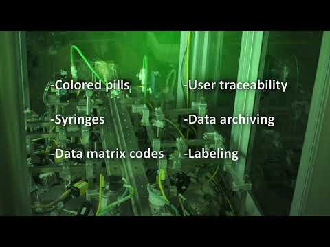 Machine Vision Inspection Solutions for Pharma and Medical Industries