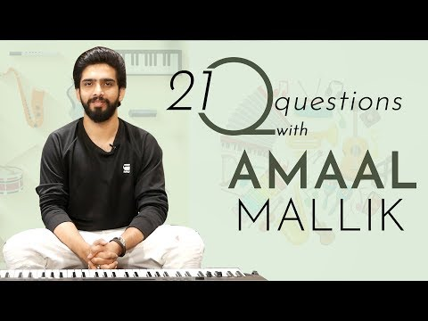 21 Questions with Amaal Mallik | Yeh Aaina | Box Office India