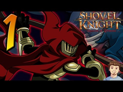 Shovel Knight Specter of Torment Walkthrough - PART 1 - Specter Knight DLC Gameplay! Nintendo Switch