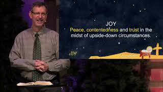 "Anticipation: ""Joy in Christ"""