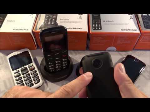 NORDMENDE La nuova gamma di telefoni: l'anteprima di Cellularemagazine.it