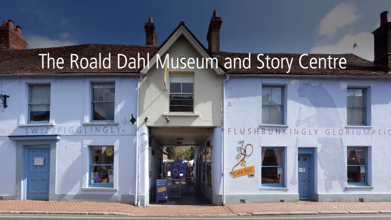 The Roald Dahl Museum and Story Centre | Great Missenden, Bucks