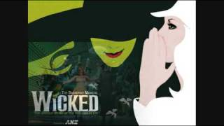 One Short Day - Wicked The Musical