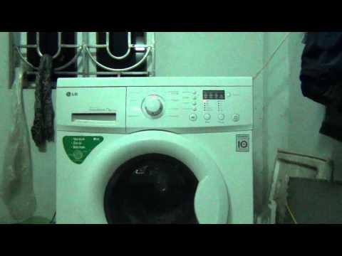 Xem máy giặt LG giặt đồ rung tung chảo, giật hơn công nông như thế nào nhé