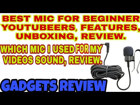 best budget mic for youtubers -mic i use - best audio