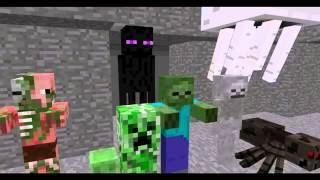 Minecraft monster schule