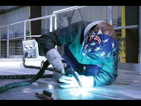 (Video WeldTrain) Gas metal ARC welding