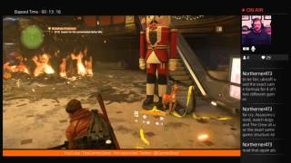 The Division LIVE for the PlayStation 4 with Jamie