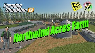 "[""Northwind Acres Map"", ""tazzienate"", ""4k"", ""4k video"", ""4k resolution"", ""4k resolution video"", ""fs19"", ""fs-19"", ""fs19 mods"", ""fs19 maps"", ""farming simulator"", ""farming simulator 19"", ""farming simulator 2019"", ""farming simulator 19 mods"", ""farming simulat"