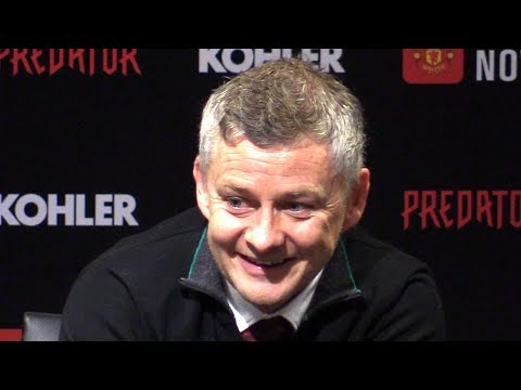 Man Utd 2-0 Man City – Ole Gunnar Solskjaer FULL Post Match Press Conference – Premier League