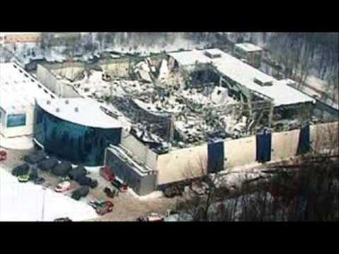 8 rocznica zawalenia hali MTK Śląsk wystawa gołębi 2006 ...
