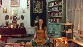 Restorative Yoga with Durga Dasi: Creating Space
