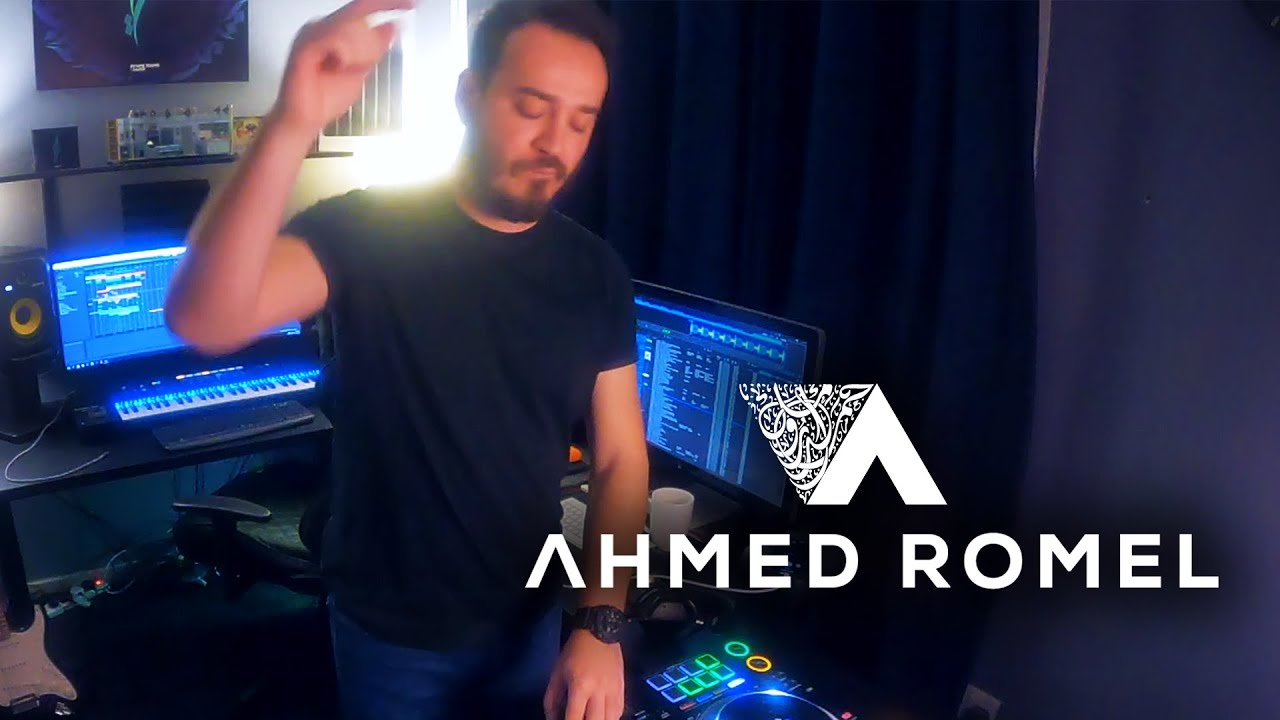 AHMED ROMEL ▼ TRANSMISSION LIVE