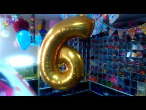 Воздушные гелиевые шарики! Доставка шаров в Одессе