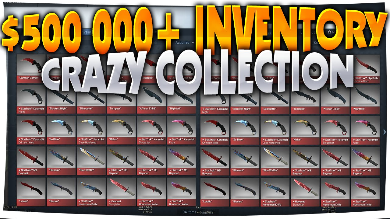 Inventory csgo cs go kisten farmen