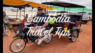 Quick Tips Siem Reap, Cambodia - Visa, Currency, Tuk Tuk, and Other Helpful Travel Tips