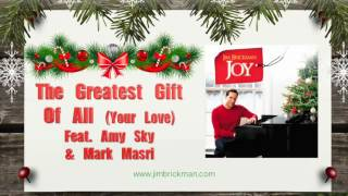Watch Amy Sky The Greatest Gift Of All feat Mark Masri  Jim Brickman video