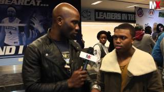 Marc John Jefferies talks working with KiKi Palmer, Omari Hardwick & the future of our youth.