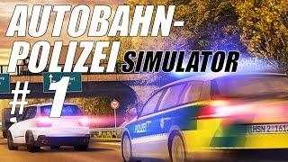 Thumbnail für das Autobahn-Polizei Simulator Let's Play