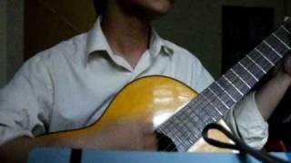 Khúc yêu thương - covered by guitar