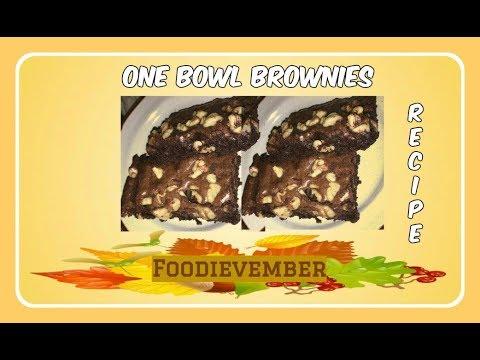 BEST & EASIEST BROWNIES EVER!   Recipe   Ladi Lovely