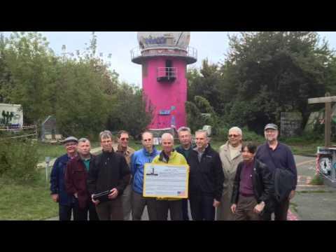 Report 34 - Reunion: Teufelsberg Spy Station Berlin [124 seconds]