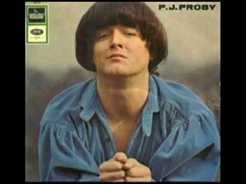 P.J.Proby - She Cried
