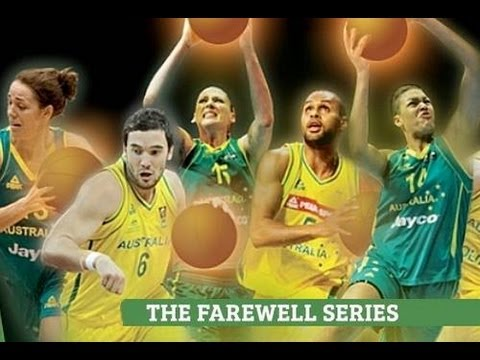 2012 Farewell Series - Opals V Brazil - Game 1 Press Conference