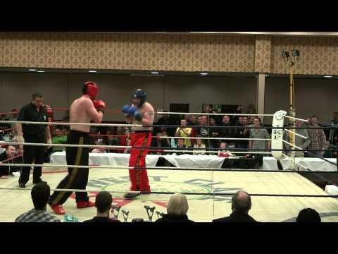 john kerin kickboxing round 2
