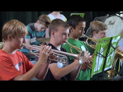 2013 CMS Band Camp Feature