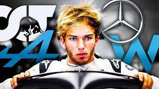 Why Pierre Gasly's F1 Future is Out of His Control