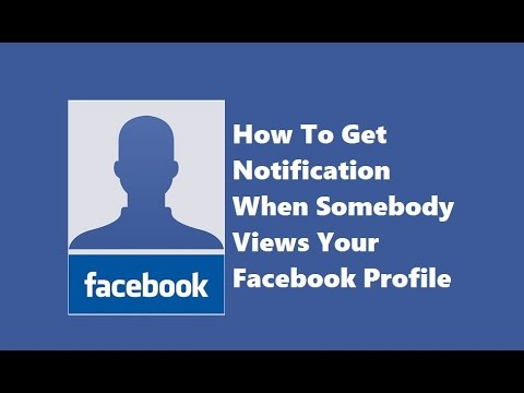 find out who is looking at your facebook profile