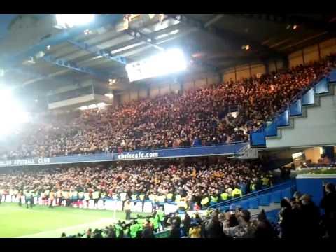 Chelsea 2 Bradford 4 Que Sera Sera #EveryWhereWeGo