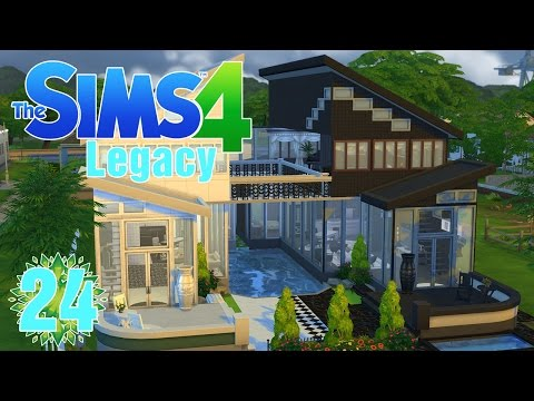 "Home Makeover! ""The Sims 4 Legacy"" Ep.24"