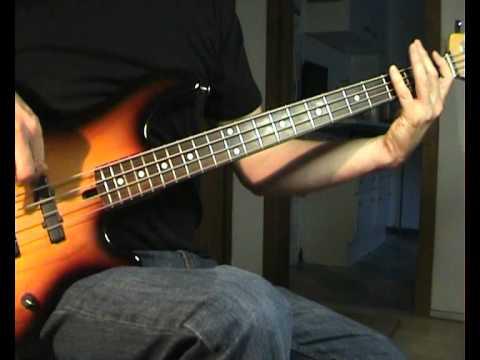 Paul McCartney - Silly Love Songs - Bass Cover