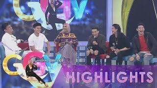 GGV: Vice, Zeus, Ronnie, Vitto, Kid and Wilbert share the story behind their friendship