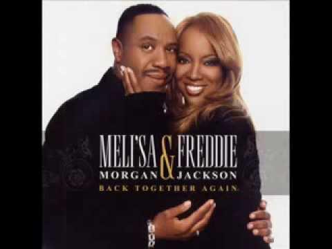 Back Together Again - Meli'sa Morgan   Freddie Jackson.flv