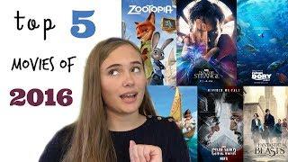 My Top 5 Favorite Movies of 2016