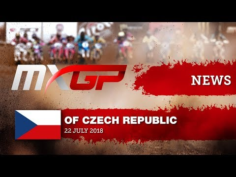 Qualifying Highlights - MXGP of Czech Republic 2018