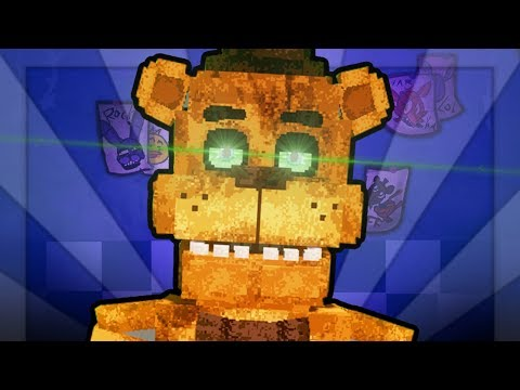 FREDDY VERFOLGT MICH IN MINECRAFT | Minecraft FNAF | [Deutsch/German] thumbnail